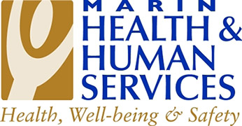 County of Marin Health and Human Services logo