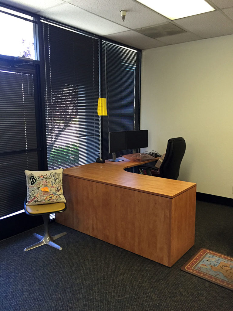 Catstudio office space planning and commercial interior design in Petaluma, CA